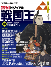 週刊ビジュアル『戦国王』